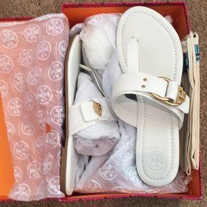 """Tory Burch"" Marsden Flat Thong Sandal brand new"